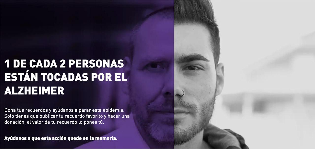 Los recuerdos, protagonistas de la campaña impulsada por Zielo Shopping contra el Alzheimer