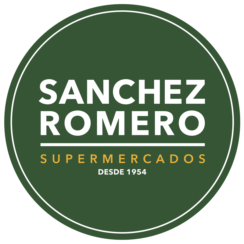 Logotipo Sanchez Romero supermercados