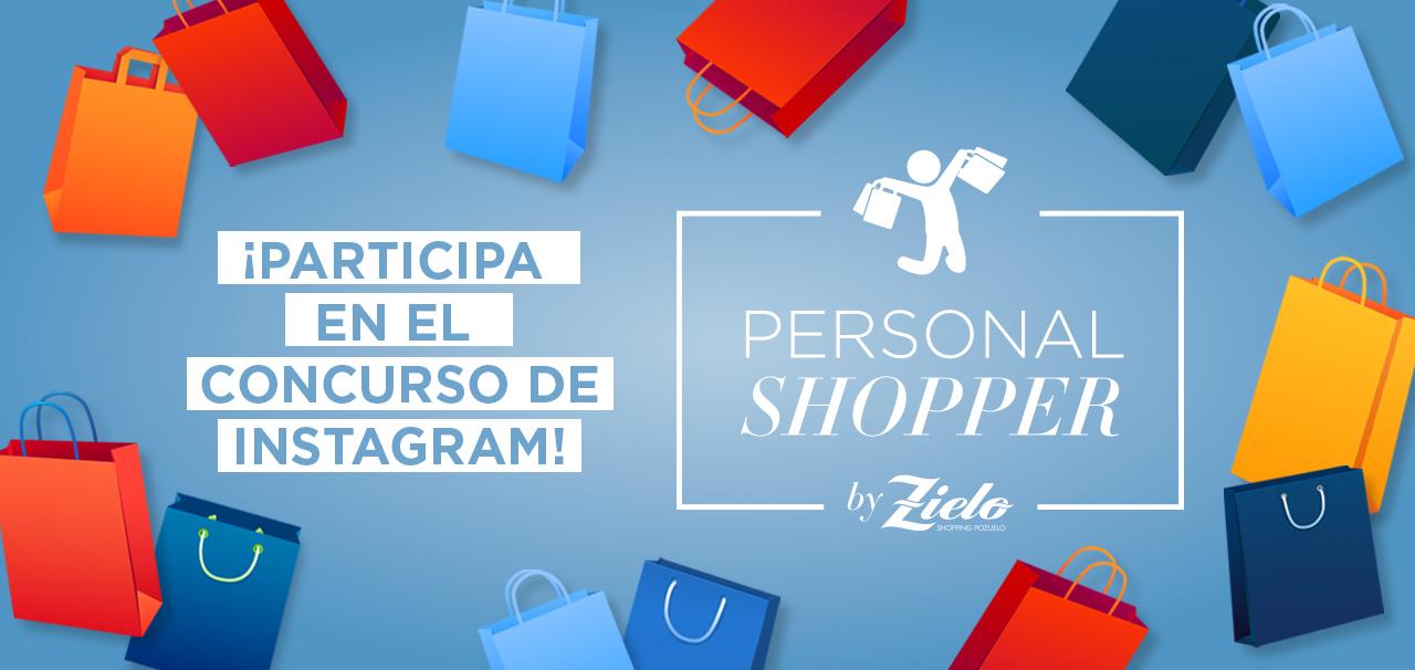 ¡Participa y gana una sesión de Personal Shopper!