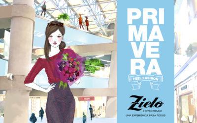 ¡En Zielo Shopping Pozuelo se respira primavera!
