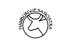 Hamburguera Nostra, logotipo