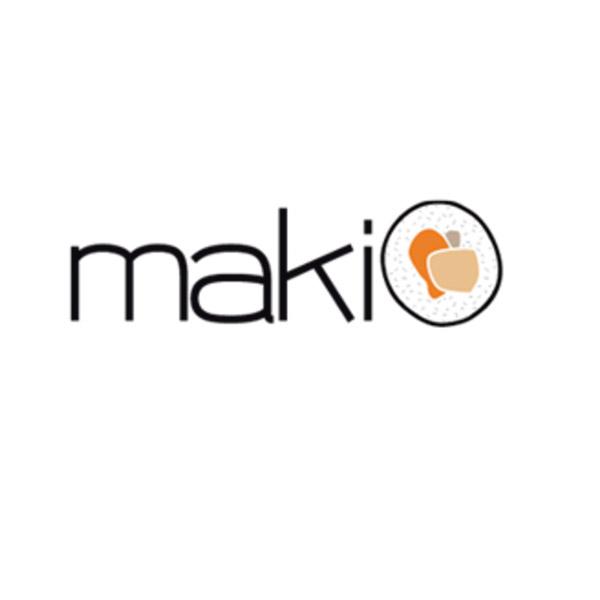 Logotipo de MAki en Zielo Shopping Pozuelo