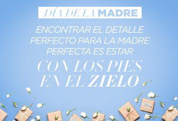 El detalle perfecto para regalar el Día de la Madre lo tienes en Zielo Shopping