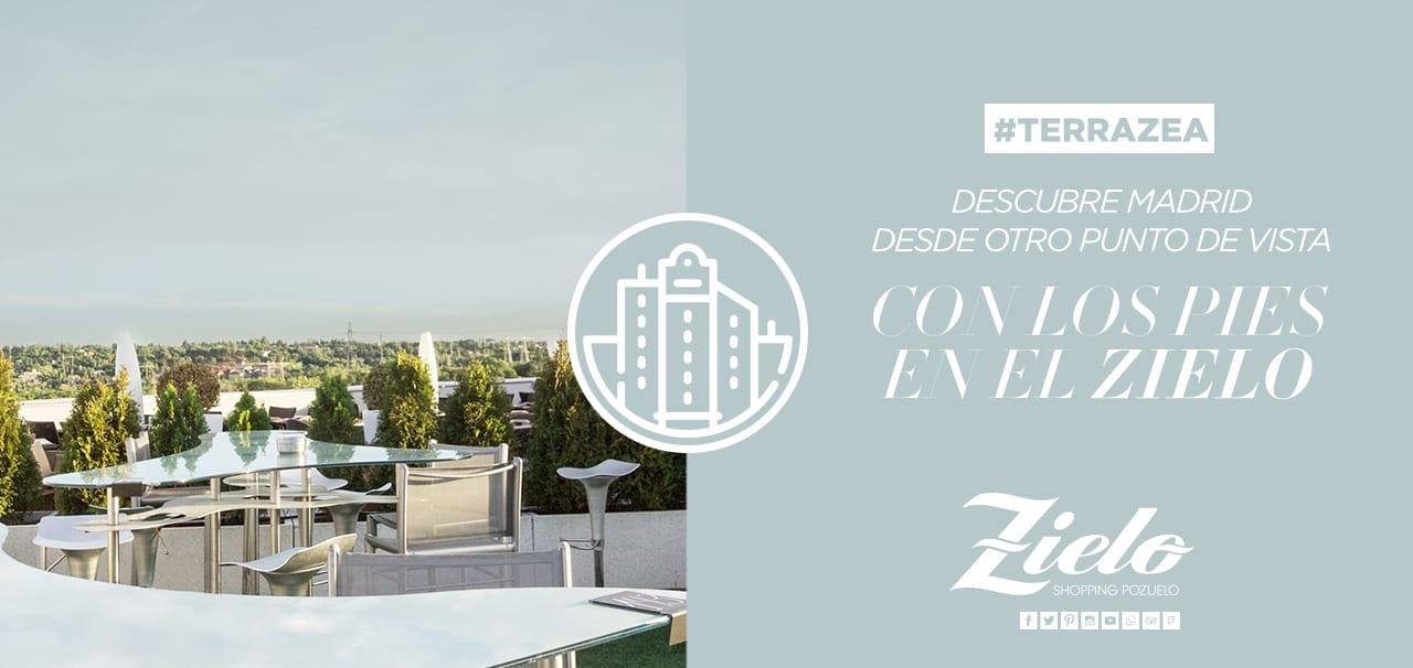 Descubre Madrid desde otro punto de vista. Con los pies en el Zielo.