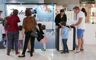 Lo pasamos en grande en el 8 º Aniversario Zielo Shopping y con los Sábados Divertidos con Realidad Virtual