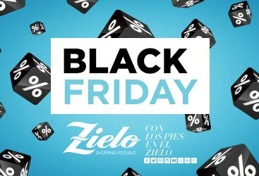 ¡Llega el Black Friday a Zielo Shopping!