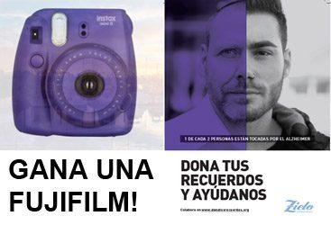 """¡Gana una cámara de fotos!. BASES LEGALES PROMOCIÓN """"Dona tus recuerdos"""""""