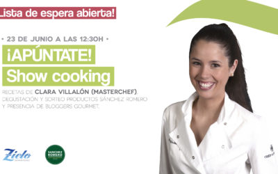 Evento Gastronómico Zielo Shopping & Sánchez Romero