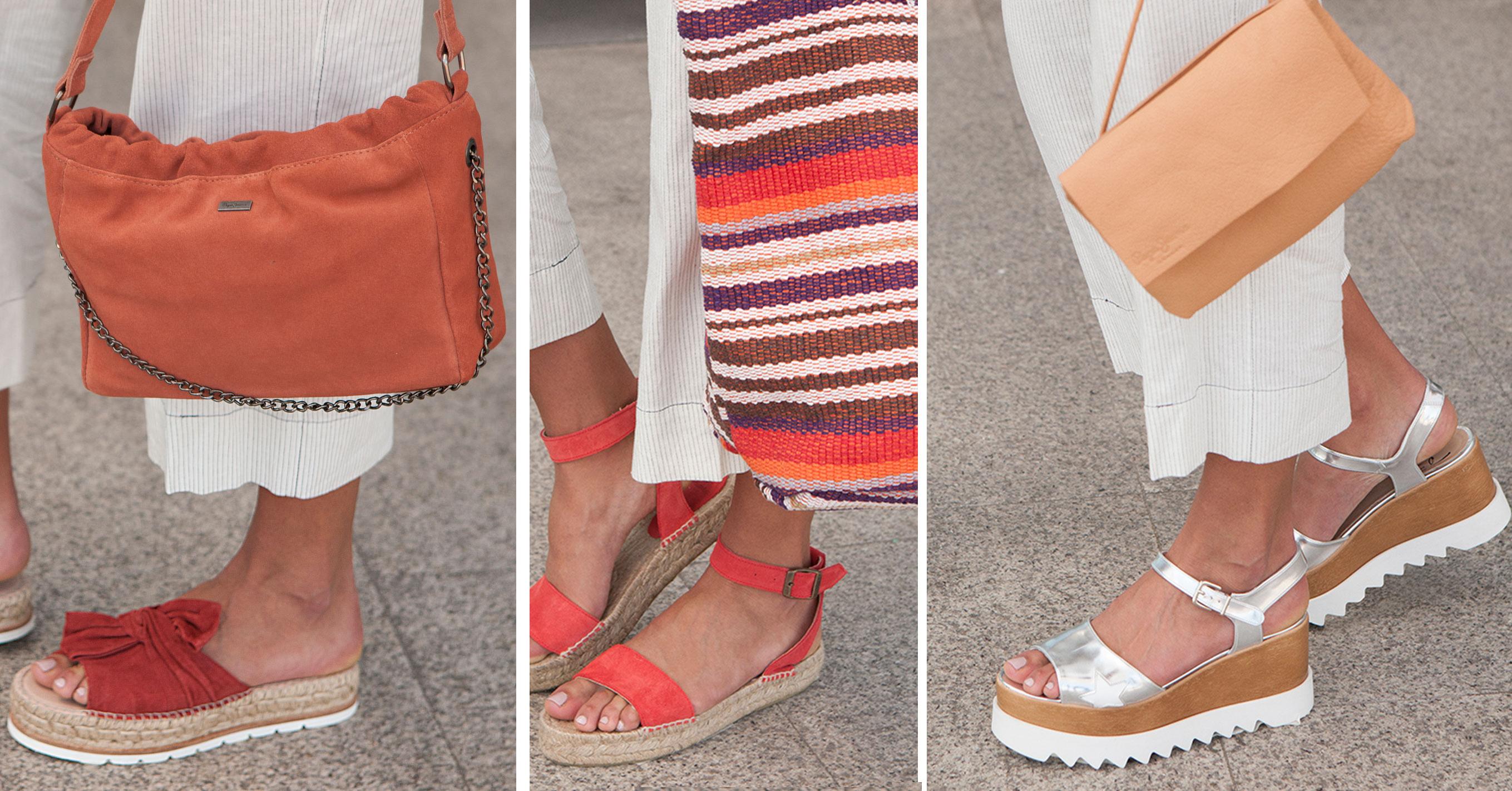 4 dúos de bolso + zapato para complementar tu look según la ocasión