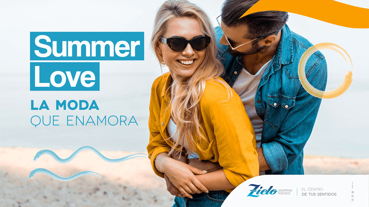 Summer Love en Zielo Shopping Pozuelo