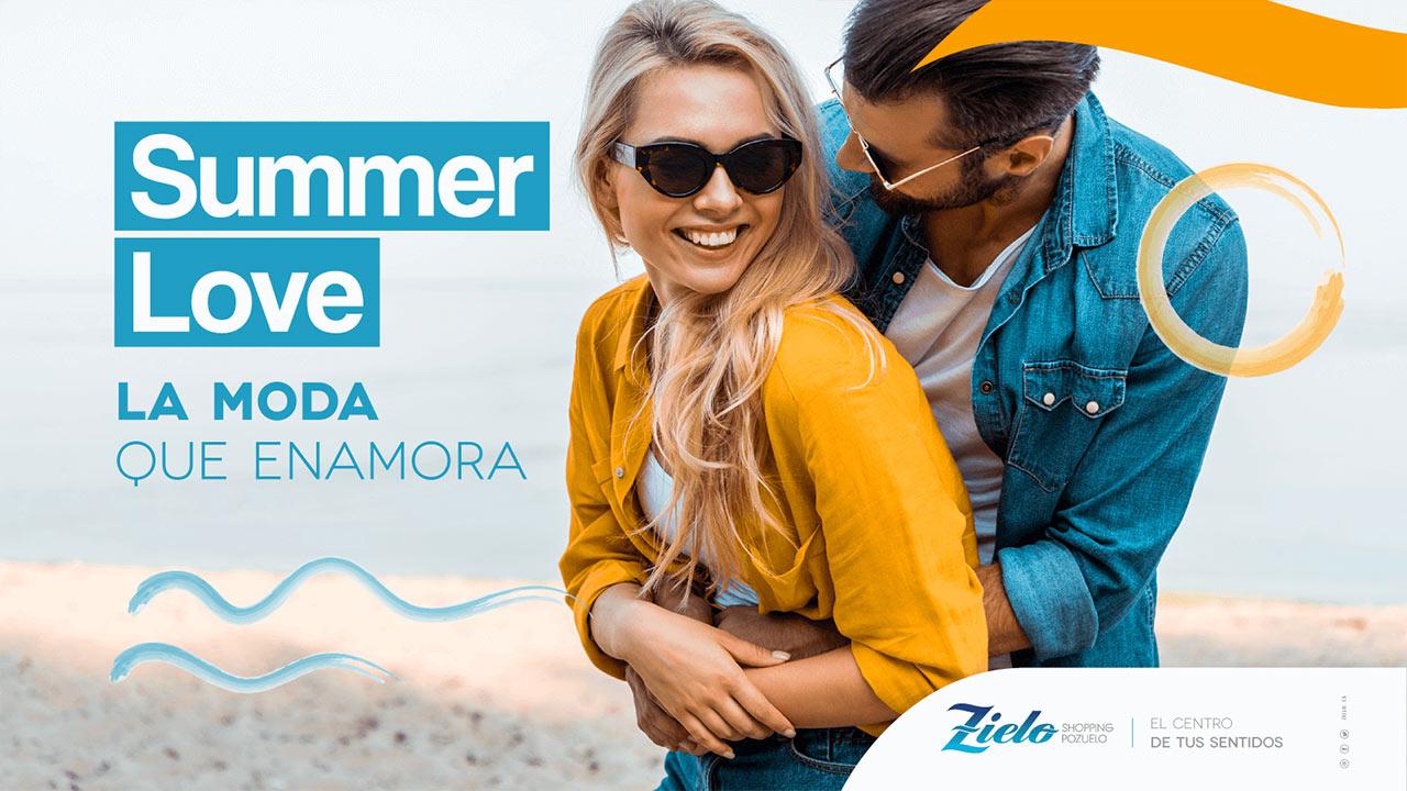 Summer Love en Zielo Shopping Pozuelo