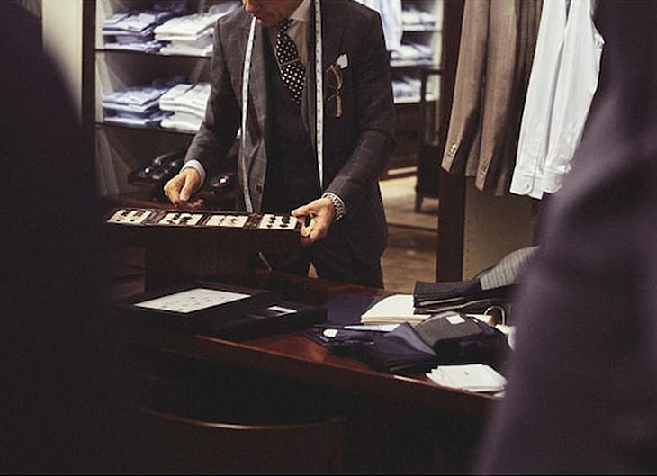 La exclusiva tienda Massimo Dutti de Zielo