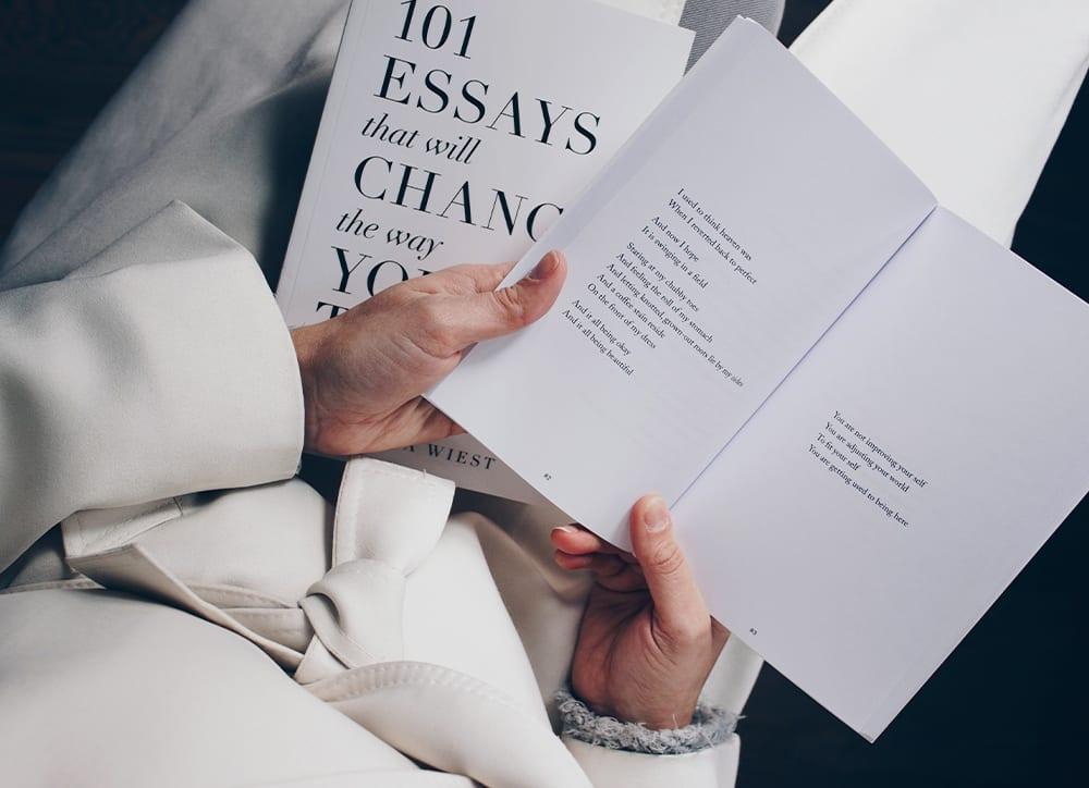 Libros de poesía para el Día Mundial de la Poesía