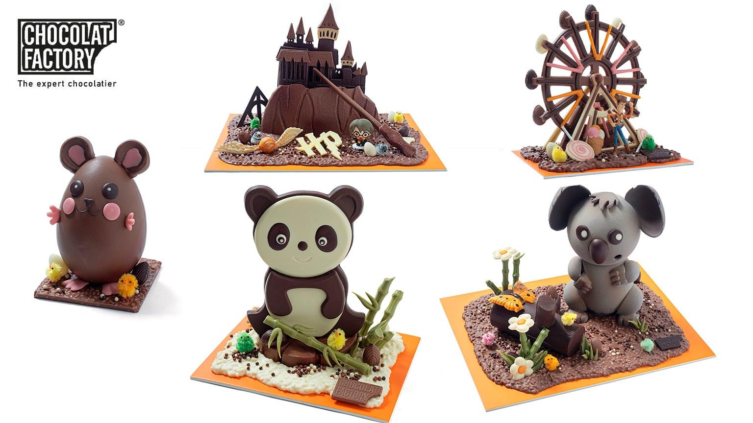 Promoción Chocolate Factory