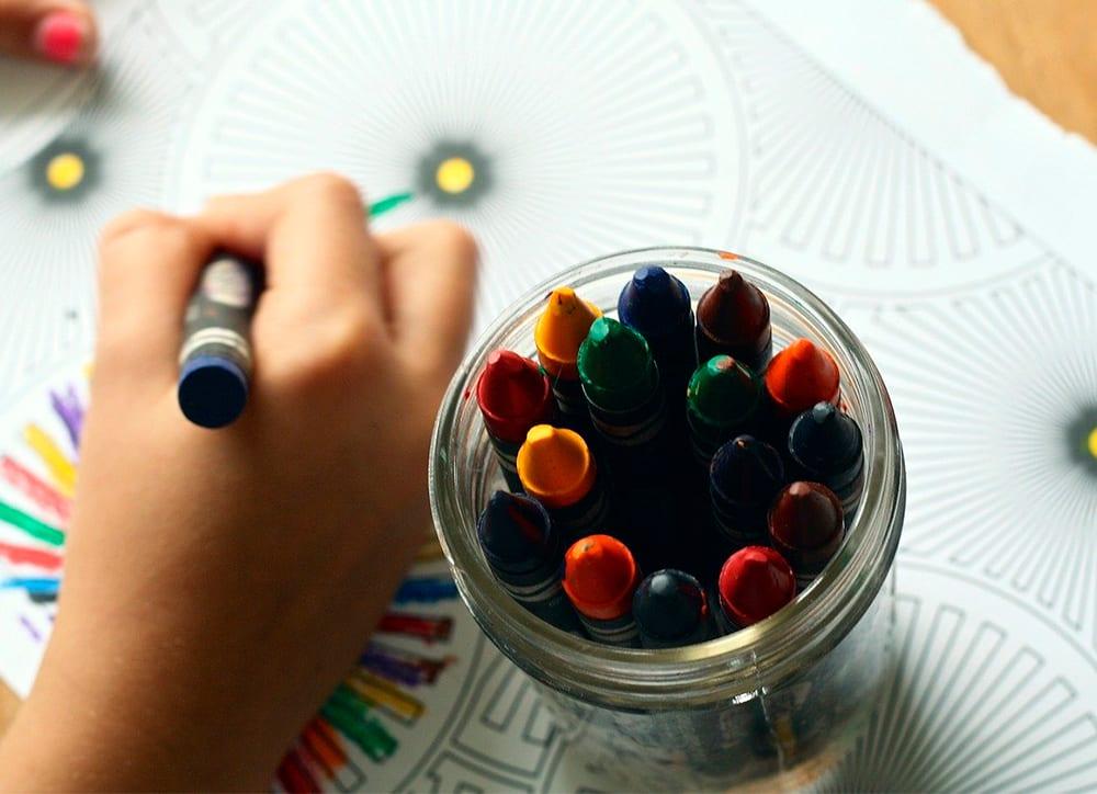 Saca tu creatividad con las mandalas
