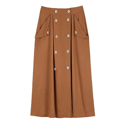 trucco-falda-marron
