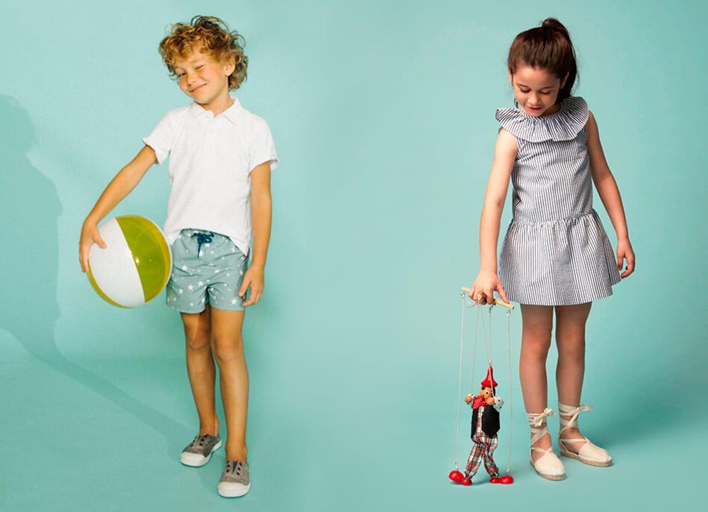 La moda infantil para este verano está en Gocco