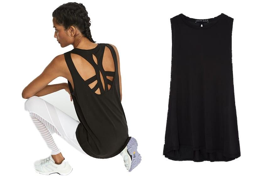 oysho-sport-camiseta-negra