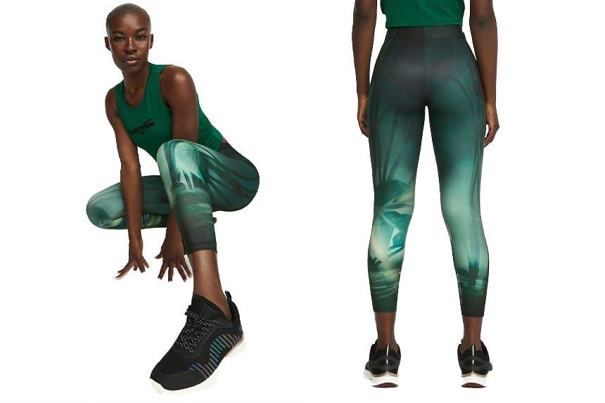 oysho-sport-leggings-verde+