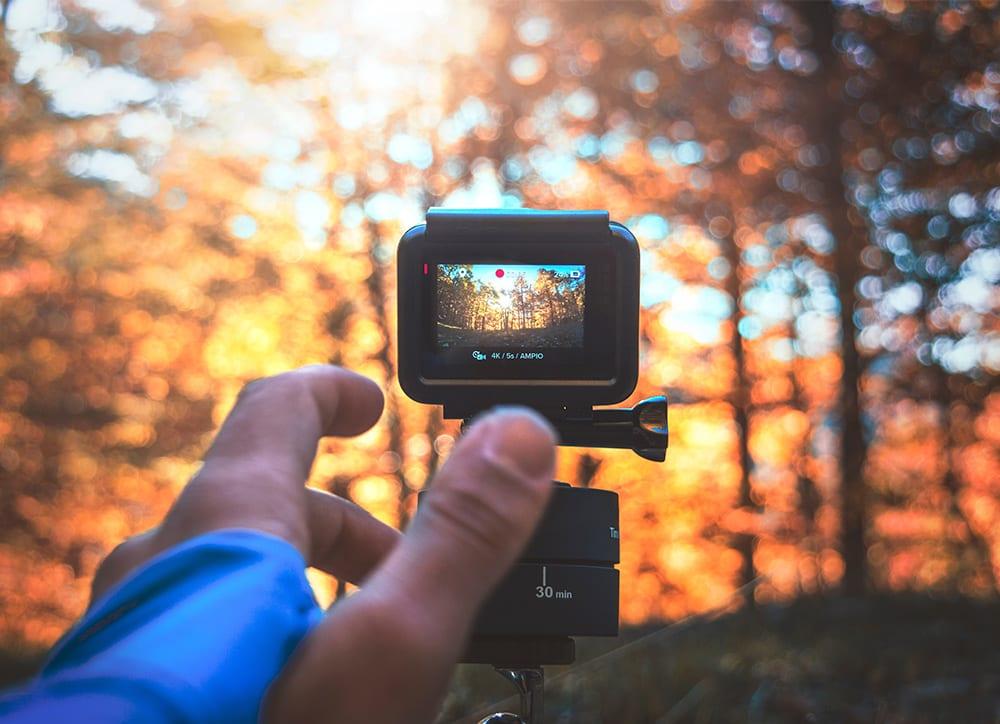 Consejos para usar tu cámara deportiva