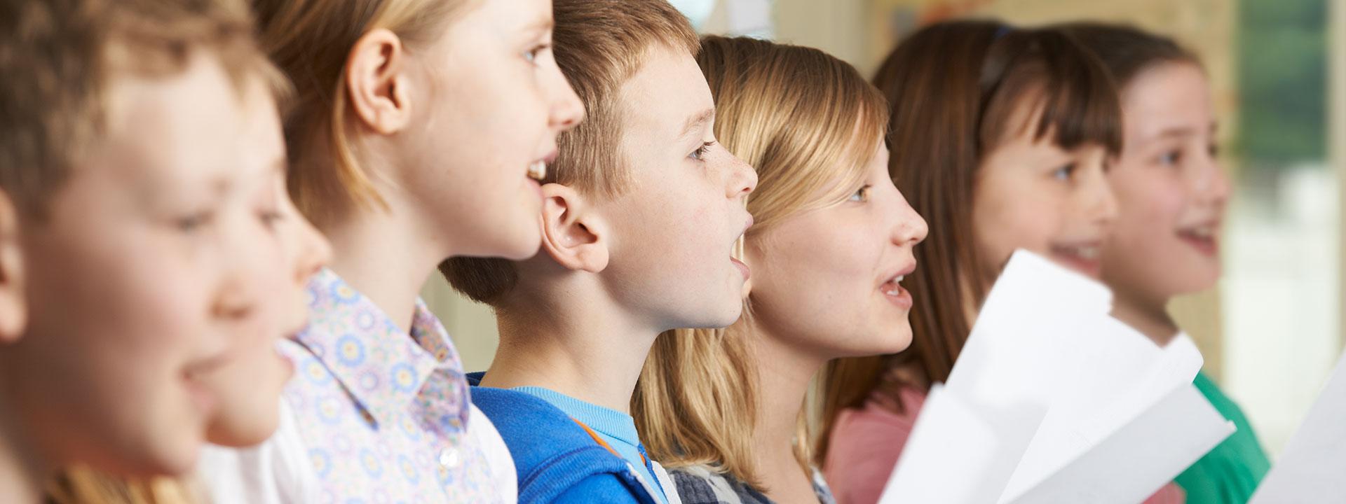 Concierto Coro Infantil